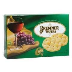 BREMNER WAFERS 4 OZ BOX