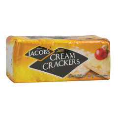 JACOB'S CREAM CRACKERS 7.05 OZ