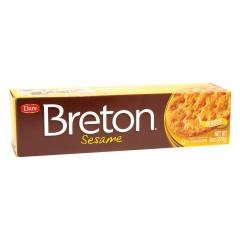 DARE BRETON SESAME CRACKERS 8 OZ BOX