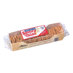 SESMARK SAVORY RICE THINS 3.2 OZ TRAY