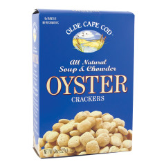 WESTMINSTER OYSTER CRACKERS 8 OZ BOX
