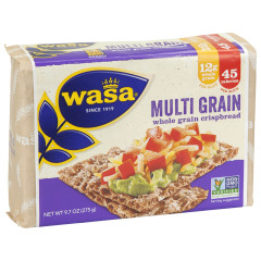 WASA MULTI GRAIN CRISPBREAD 9.7 OZ