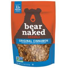 BEAR NAKED ORIGINAL CINNAMON GRANOLA 11.2 OZ POUCH