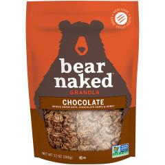 BEAR NAKED CHOCOLATE ELATION GRANOLA 12 OZ POUCH