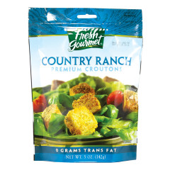 FRESH GOURMET COUNTRY RANCH CROUTONS