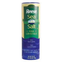 REESE FINE CRYSTALS SEA SALT 26 OZ