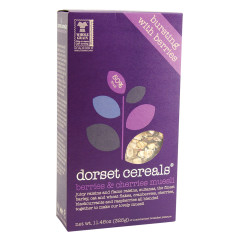 DORSET BERRIES AND CHERRIES CEREAL 11.46 OZ BOX