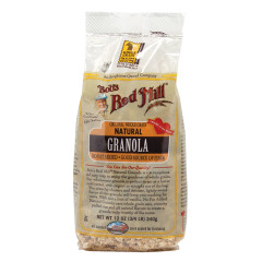 BOB'S RED MILL NATURAL GRANOLA 12 OZ BAG