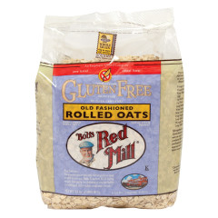 BOB'S RED MILL GLUTEN FREE ROLLED OATS 32 OZ BAG