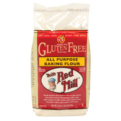 BOB'S RED MILL GLUTEN FREE ALL PURPOSE FLOUR 22 OZ BAG