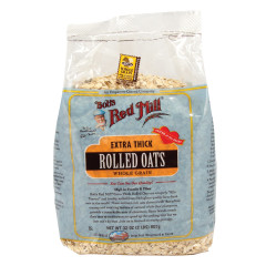 BOB'S RED MILL EXTRA THICK ROLLED OATS 32 OZ BAG