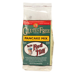 BOB'S RED MILL GLUTEN FREE PANCAKE MIX 22 OZ BAG