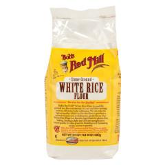 BOB'S RED MILL WHITE RICE FLOUR 24 OZ BAG