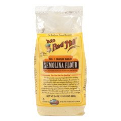 BOB'S RED MILL SEMOLINA PASTA FLOUR 24 OZ BAG