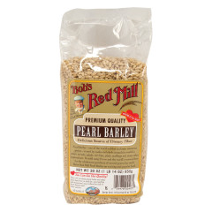 BOB'S RED MILL PEARL BARLEY 30 OZ BAG