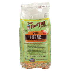 BOB'S RED MILL VEGI SOUP MIX 28 OZ BAG