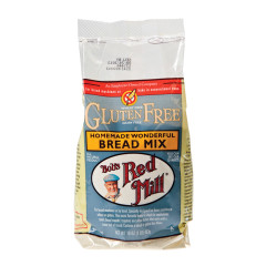 BOB'S RED MILL GLUTEN FREE WONDERFUL BREAD MIX 16 OZ BAG