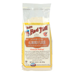 BOB'S RED MILL BLANCHED ALMOND FLOUR 16 OZ BAG