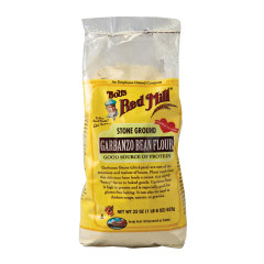 BOB'S RED MILL GARBANZO BEAN FLOUR 16 OZ BAG