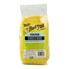 BOB'S RED MILL GOLDEN COUSCOUS 24 OZ BAG