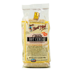 BOB'S RED MILL 7 GRAIN HOT CEREAL 25 OZ BAG