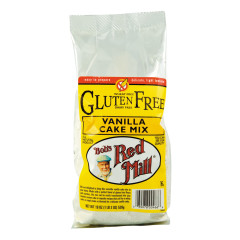 BOB'S RED MILL GLUTEN FREE VANILLA CAKE MIX 19 OZ BAG
