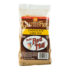 BOB'S RED MILL GLUTEN FREE CHOCOLATE CAKE MIX 16 OZ BAG