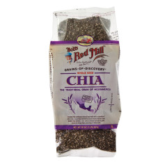 BOB'S RED MILL CHIA SEEDS 16 OZ BAG