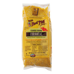 BOB'S RED MILL COARSE GRIND CORNMEAL 24 OZ BAG