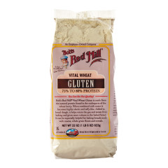 BOB'S RED MILL VITAL WHEAT GLUTEN 22 OZ BAG