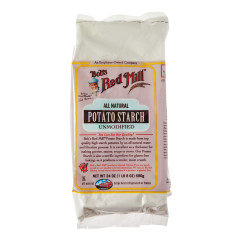 BOB'S RED MILL POTATO STARCH 24 OZ BAG