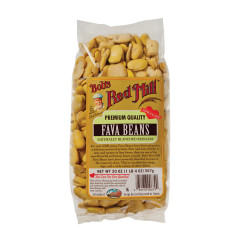 BOB'S RED MILL FAVA BEANS 20 OZ BAG