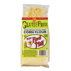 BOB'S RED MILL GLUTEN FREE CORN FLOUR 24 OZ BAG