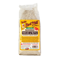 BOB'S RED MILL BUCKWHEAT PANCAKE & WAFFLE MIX 26 OZ BAG
