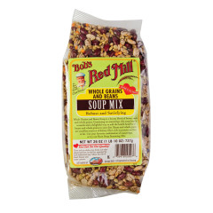 BOB'S RED MILL WHOLE GRAINS & BEANS SOUP MIX 26 OZ BAG