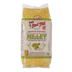 BOB'S RED MILL WHOLE GRAIN MILLET 28 OZ BAG