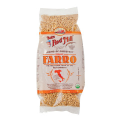 BOB'S RED MILL ORGANIC FARRO 24 OZ BAG