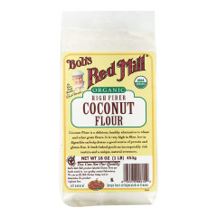 BOB'S RED MILL ORGANIC COCONUT FLOUR 16 OZ BAG