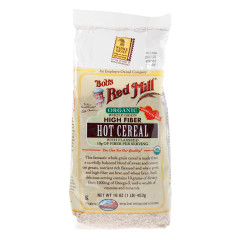 BOB'S RED MILL ORGANIC WHOLE GRAIN HOT CEREAL 16 OZ BAG