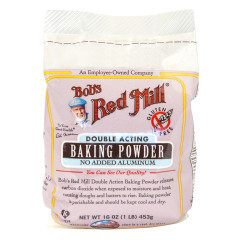 BOB'S RED MILL BAKING POWDER 16 OZ BAG