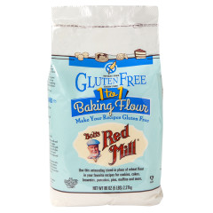 BOB'S RED MILL GLUTEN FREE BAKING FLOUR 5 LB BAG