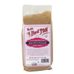 BOB'S RED MILL DARK BROWN SUGAR 28 OZ BAG