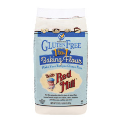BOB'S RED MILL BAKING FLOUR 22 OZ BAG