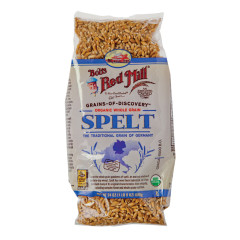 BOB'S RED MILL ORGANIC WHOLE GRAIN SPELT 24 OZ BAG