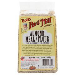 BOB'S RED MILL ALMOND MEAL/FLOUR 16 OZ BAG
