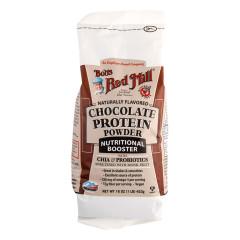 BOB'S RED MILL CHOCOLATE PROTEIN POWDER 16 OZ BAG