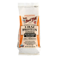 BOB'S RED MILL CHIA PROTEIN POWDER 16 OZ BAG