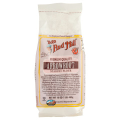 BOB'S RED MILL ARROWROOT STARCH/FLOUR 16 OZ BAG