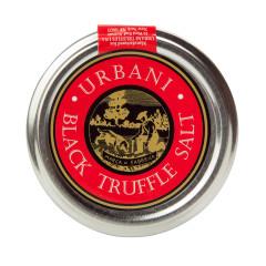 URBANI BLACK TRUFFLE SALT 3.5 OZ TIN