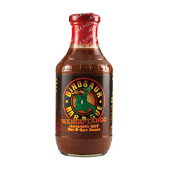 DINOSAUR BAR-B-QUE WANGO TANGO SAUCE 19 OZ BOTTLE